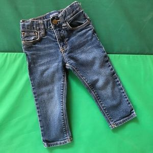 Old Navy Skinny Jeans with Adjustable Waist